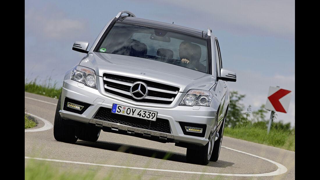 Mercedes GLK 300 4-Matic