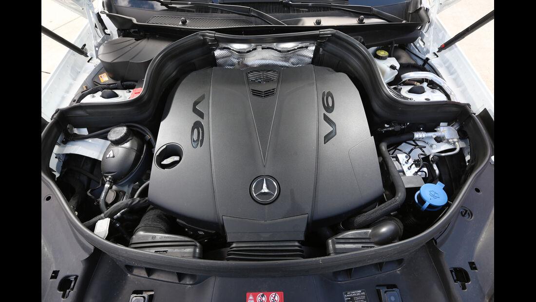 Mercedes GLK 350 CDI 4Matic, Motor