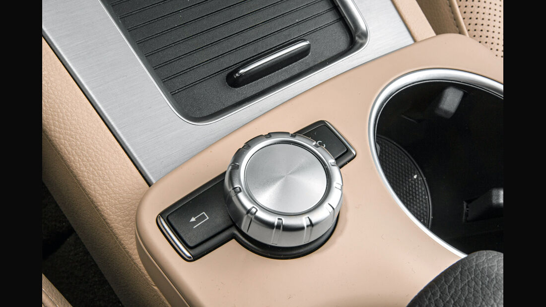 Mercedes GLK, Fahrassistenz