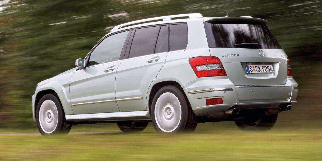 Rückruf Mercedes GLK: Illegale Abgas-Software entdeckt - auto motor