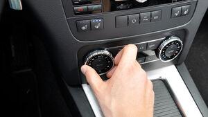 Mercedes GLK, Klimaanlage