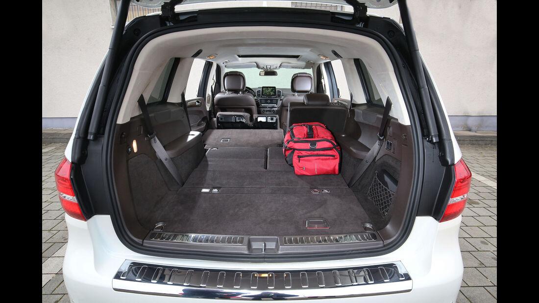 Mercedes GLS 350 d 4Matic, Kofferraum