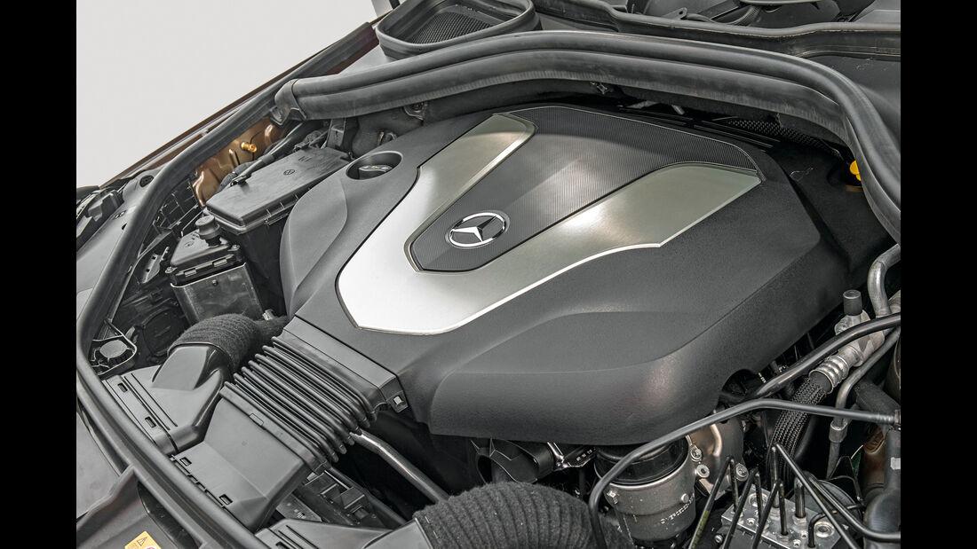Mercedes GLS 350 d, Motor