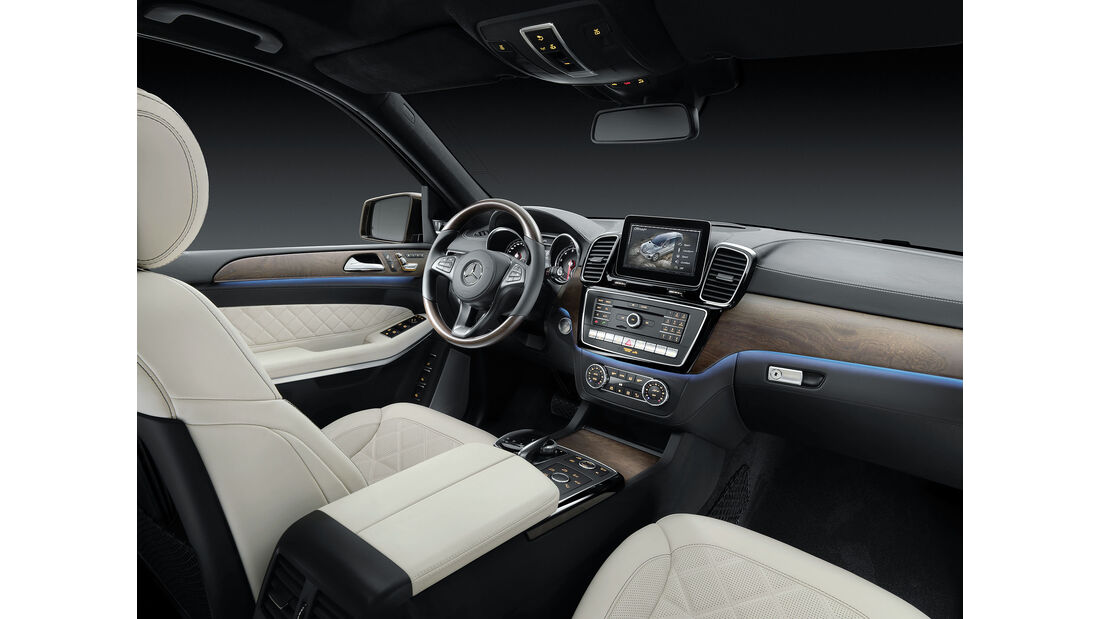 Mercedes GLS 500 4MATIC 2016
