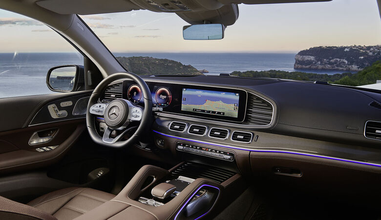Mercedes GLS 580 4MATIC 2019