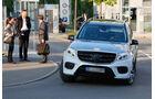 Mercedes GLS Erlkönig