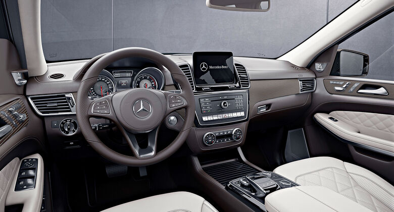 Mercedes GLS Grand Edition