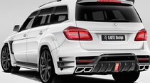 Mercedes GLS Larte Design