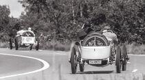 Mercedes GP 1914, Heckansicht