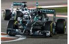 Mercedes - GP Abu Dhabi 2014