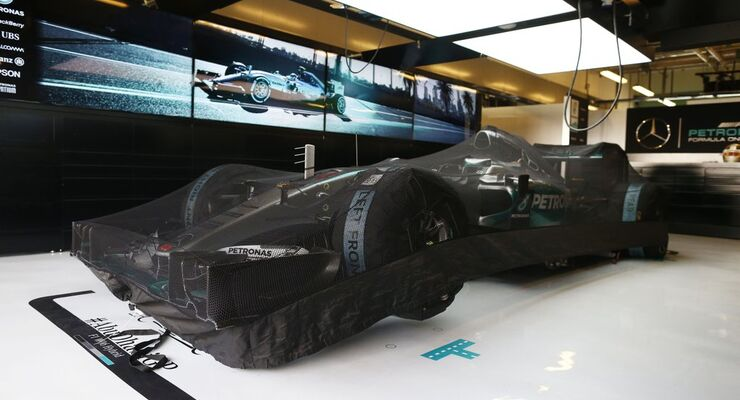 Mercedes - GP Abu Dhabi 2015