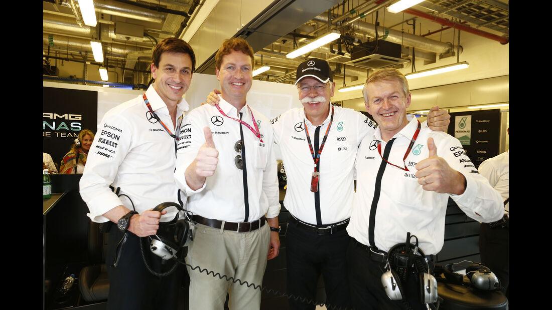 Mercedes - GP Abu Dhabi - 28. November 2015