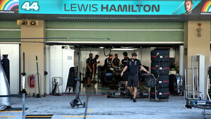 Mercedes - GP Abu Dhabi - Donnerstag - 10.12.2020