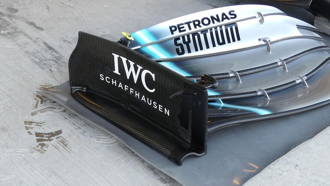Mercedes - GP Abu Dhabi - Formel 1 - Freitag - 29.11.2019