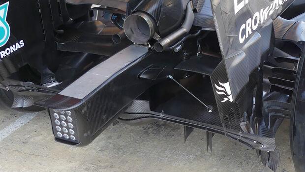Mercedes - GP Aserbaidschan 2019