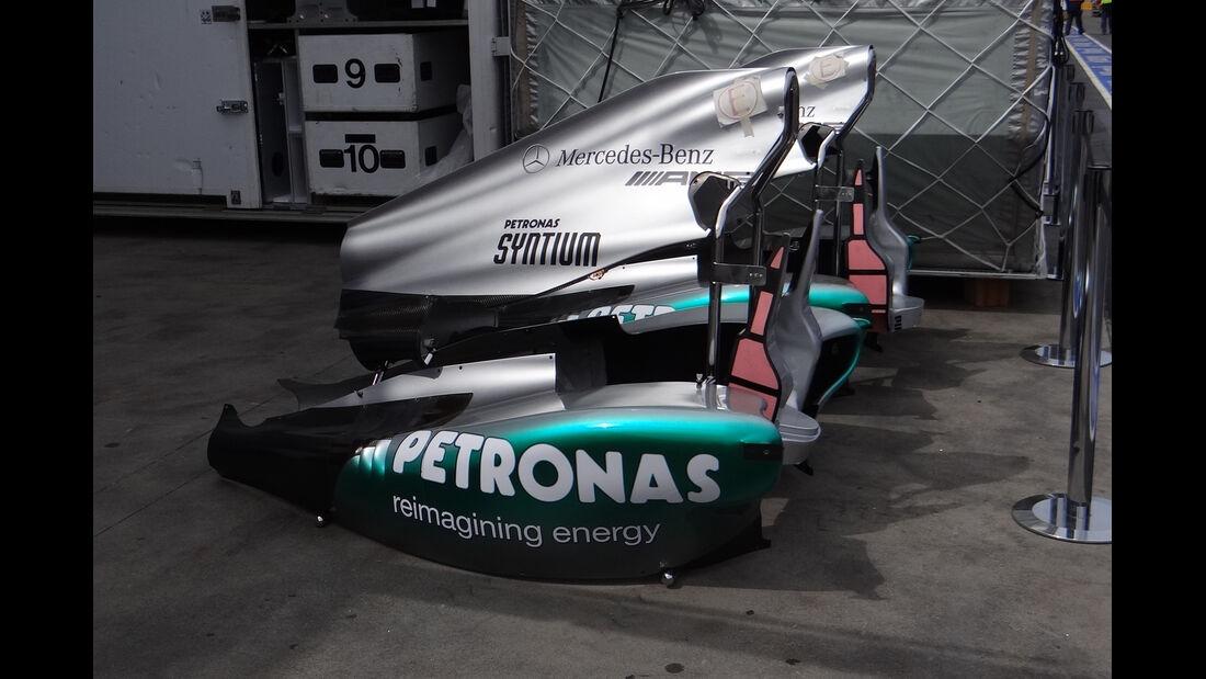 Mercedes - GP Australien - 14. März 2012