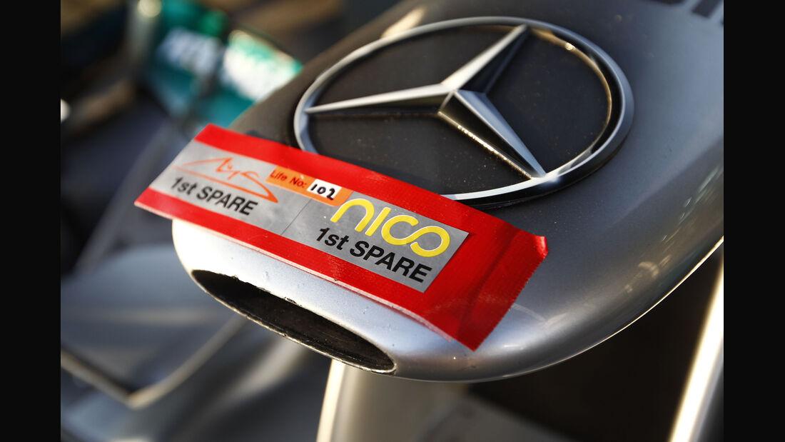 Mercedes GP Australien 2012