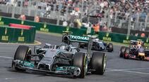 Mercedes - GP Australien 2014