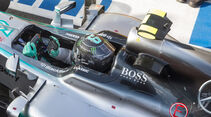 Mercedes - GP Australien 2015 - Kühlung