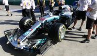 Mercedes - GP Australien 2018 - Melbourne - Albert Park - Donnerstag - 22.3.2018