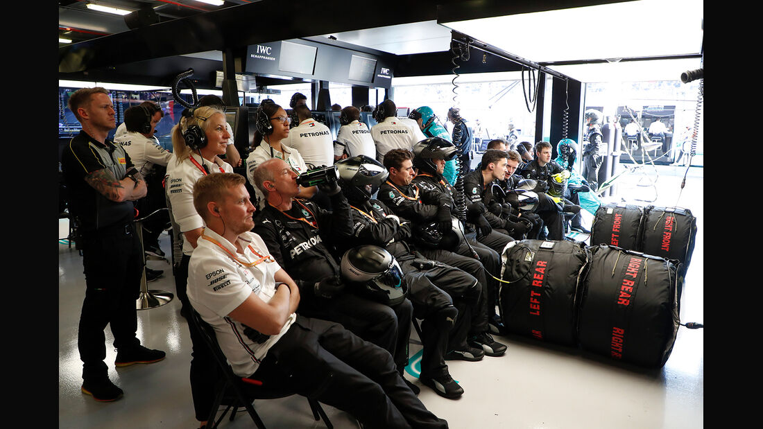 Mercedes - GP Australien 2019