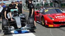 Mercedes - GP Australien - Melbourne - 17. März 2016