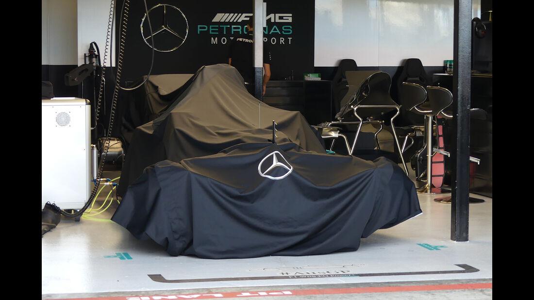 Mercedes - GP Australien - Melbourne - 24. März 2017