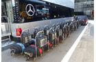 Mercedes - GP Barcelona - Formel 1 - Mittwoch - 6.5.2015