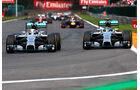 Mercedes - GP Belgien 2014