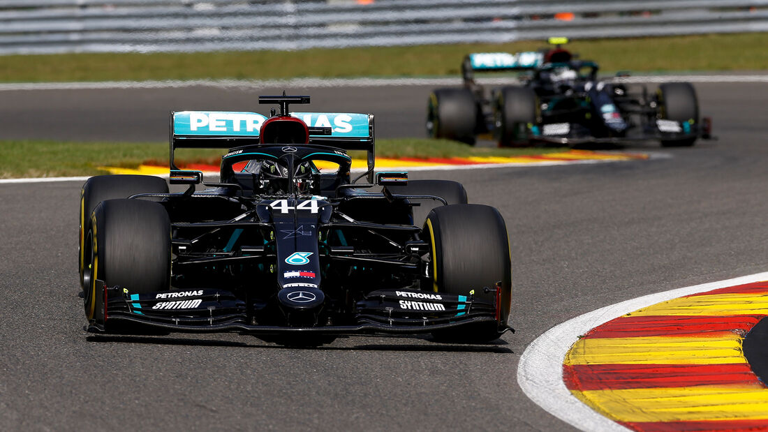 Mercedes - GP Belgien 2020