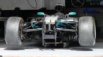 Mercedes - GP Belgien - Spa-Francorchamps - Formel 1 - 23. August 2017