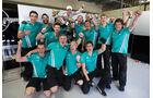 Mercedes - GP Brasilien 2014