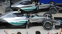 Mercedes - GP Brasilien 2015