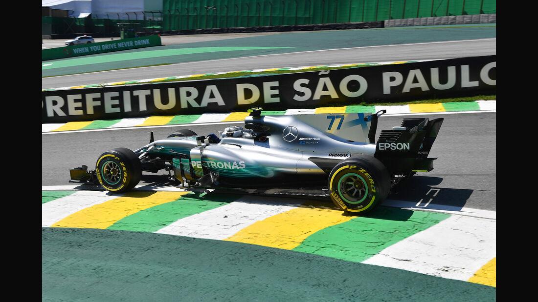 Mercedes - GP Brasilien 2017