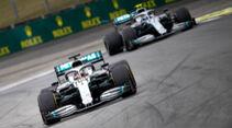 Mercedes - GP Brasilien 2019