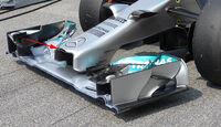 Mercedes - GP China 2014 - Technik