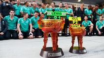 Mercedes - GP China 2014