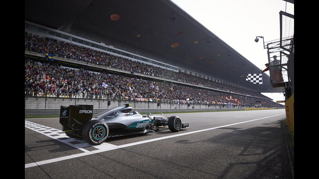 Mercedes - GP China 2016