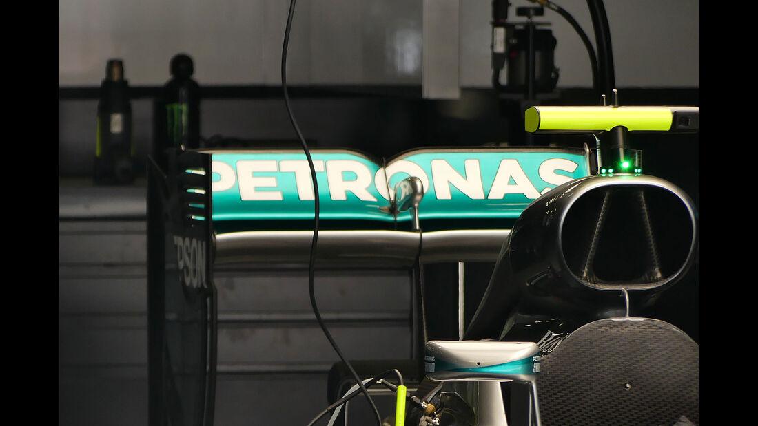 Mercedes - GP China - Shanghai - Freitag - 15.4.2016
