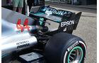 Mercedes - GP Deutschland - Hockenheim - Formel 1 - Donnerstag - 19.7.2018