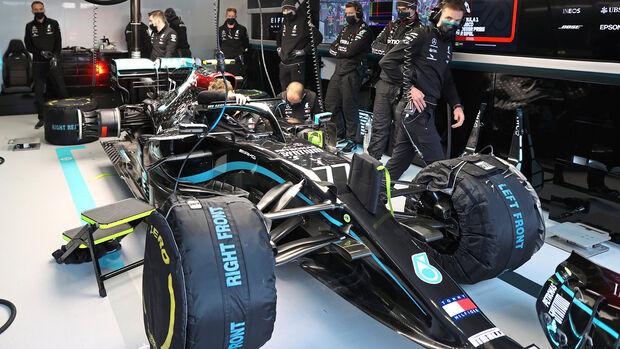 Mercedes - GP Eifel 2020 - Nürburgring