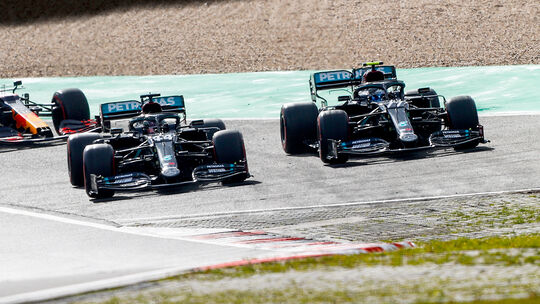 Mercedes - GP Eifel - Nürburgring 2020