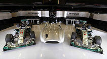 Mercedes - GP England 2014