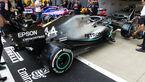 Mercedes - GP England - Silverstone - Donnerstag - 11.07.2019