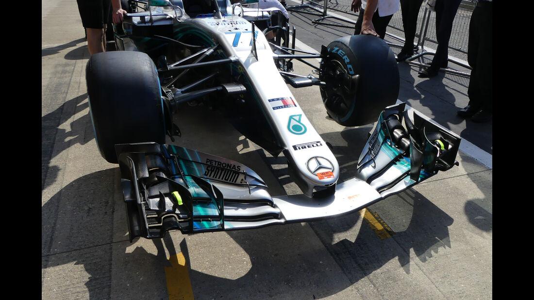 Mercedes - GP England - Silverstone - Formel 1 - Donnerstag - 5.7.2018