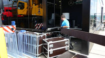 Mercedes - GP England - Silverstone - Formel 1 - Mittwoch - 4.7.2018