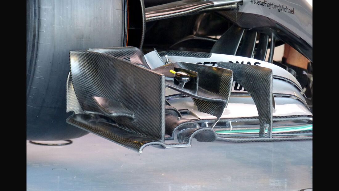 Mercedes - GP England - Silverstone - Freitag - 3.7.2015