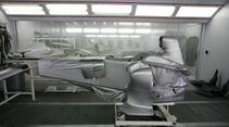 Mercedes GP - Fabrik Brackley