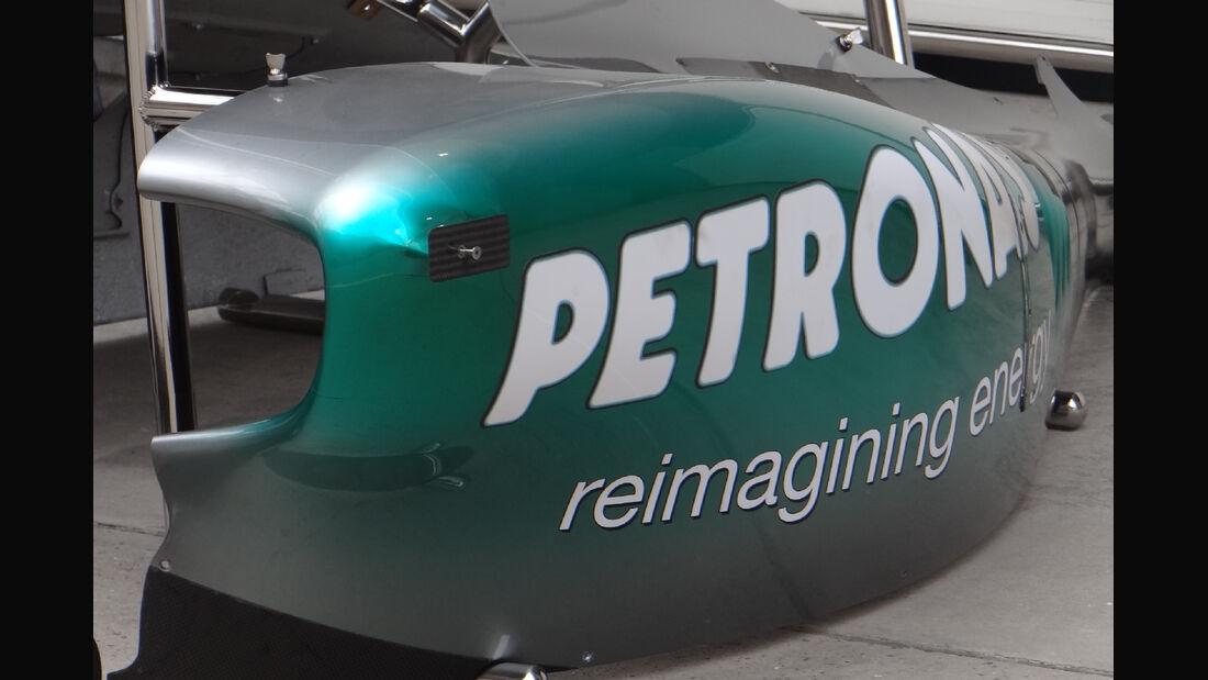 Mercedes GP - Formel 1 - GP China - 11. April 2012