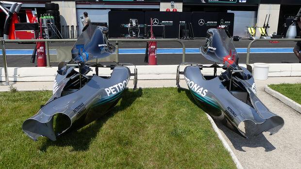 Mercedes - GP Francreich - Le Castellet - Circuit Paul Ricard - 20. Juni 2018